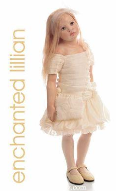 Enchanted Lillian Hildegard Gunzel Collectible Dolls