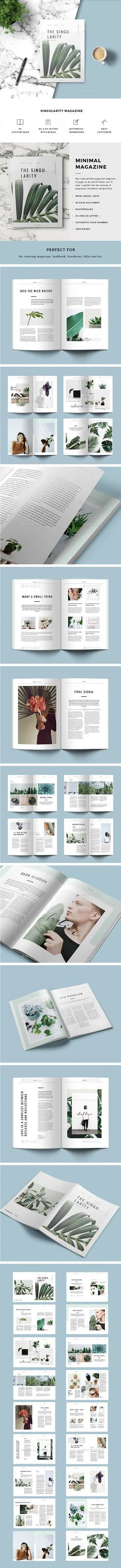 Magazine - Magazines Print Templates Download here : https://graphicriver.net/item/magazine/19327819?s_rank=40&ref=Al-fatih