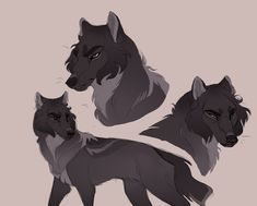 Anime wolf drawing, wolf drawings, animal drawings, anime art, wolf b Animal Sketches, Animal Drawings, Art Drawings, Wolf Drawings, Anime Wolf Drawing, Anime Art, Sketch Inspiration, Character Inspiration, Wolf Character