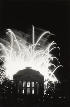Rotunda from University of Virginia Visual History Collection ·  ·  · Albert and Shirley Small Special Collections Library, University of Virginia.