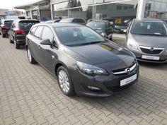 Opel Astra Sports Tourer Platin Grau Kombi - Meqam