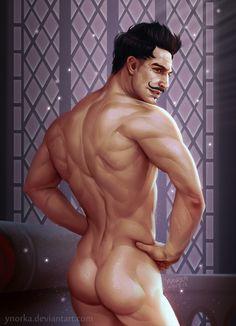 Dragon Age | Dorian's back! by ynorka on DeviantArt