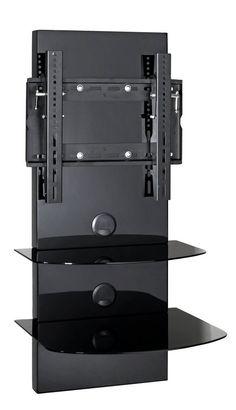 Oltre 1000 idee su ripiani in vetro su pinterest - Porta tv in vetro ikea ...