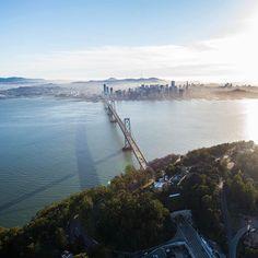 Bay Bridge San Francisco California
