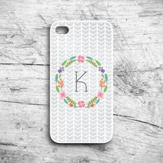 iPhone+5+Case+iPhone+4+Case+Grey+Chevron+by+FallForDesignCases,+$19.00