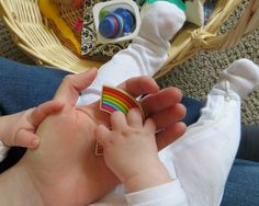 Ideas for Active Baby Play Activities for babies under 6 months