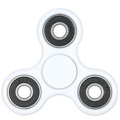 Bangers doigt Spinner main Spin Titanium EDC Bearing Focus Stress Jouet Arc-en-UK