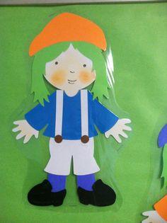 Willy Wonka Cricut Everyday Paper Dolls