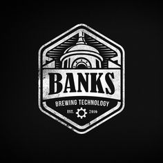 Kick-off the initial logo for a craft brewery engineering firm. by Sam!