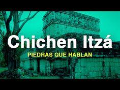 Chichen Itzá. Piedras que hablan con Juan Villoro.