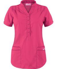 Butter-Soft Scrubs by UA™ Mandarin Collar Top Scrubs Pattern, Buy Scrubs, Scrubs Uniform, Medical Scrubs, Drawstring Pants, Scrub Tops, Mandarin Collar, Work Attire, Tunic Tops