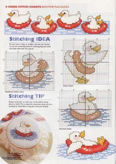 Gallery.ru / Фото #4 - The world of cross stitching 029 февраль 2000 - WhiteAngel