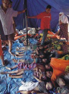 ~La masacre de los musulmanes en Birmania sigue, con más de 1000 asesinados a sangre fría de ayer, sin ningún tipo de interés de los medios! Por favor comparta para despertar la conciencia de la Humanidad!   ~The Massacre of Muslims in Burma continues, with over 1000 killed in cold blood yesterday, without any media interest! Please share to awaken the conscience of Humanity!