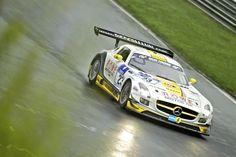 Nurburgring 24 Hour  sls amg gt3