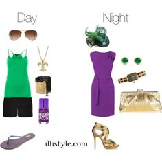 Summer Outfits Inspired by Walt Disney World Resort Hotels - Port Orleans Resort French Quarter // Inspired By Dis