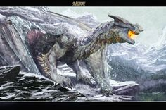 Ravine Dragons  | ravine- nothing like a bit of fire to warm you up by nebezial
