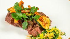 Natalia Paździor: Smażona pierś z kaczki Beef, Food, Meat, Eten, Ox, Ground Beef, Meals, Steak, Diet