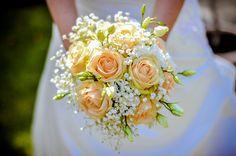 svatební kytice oranžová - Hledat Googlem