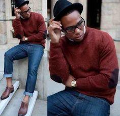 Black men's fashion