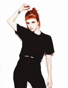 Twitter / paramorebrasil: Hayley Williams concorre em ...