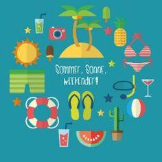 mukkeman's weekender // Juni 2016 Design Plano, Creations, Pictures, Weekender, Color, Summer Accessories, Summer Sale, Tropical Vacations, Funny Summer