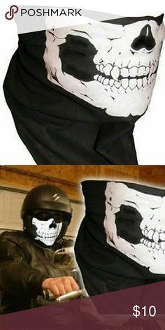 Skull Mask New skull mask. #Skull #Mask Accessories