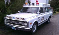 1970 ambulance | How about some pics of 67-72 Burbans! - Page 44 - The 1947 - Present ...