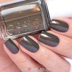 My September color.....Essie Armed & Ready Nail Polish | Live Love Polish