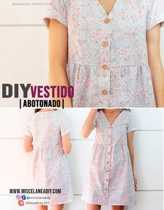 Diy Clothing, Clothing Patterns, Dress Patterns, Sewing Patterns, Sewing Clothes Women, Fashion Sewing, Diy Fashion, Clothes Crafts, Schneider