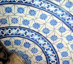 Barcelona - Mallorca 259 e 2   ::  Casa Enric Batlló ::    Architect: Josep Vilaseca i Casanovas :: By Arnim Schulz