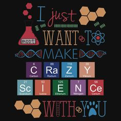 Crazy Science - Orphan Black by iTheressa. Yay Cosima quote T-Shirt