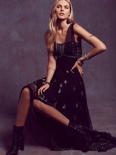 Free People Twilight Dreams Dress at Free People Clothing Boutique  This dress is the dream but its $500