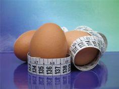 Τα αυγά βοηθούν στην απώλεια βάρους.