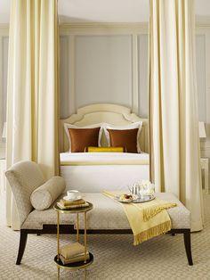 Interior Inspiration: { the fairmont hotel san francisco - alexandra champalimaud }   fleur de londres