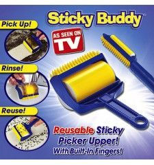 Sticky Buddy Hair And Dust Roller
