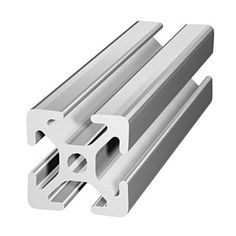 80/20 25 SERIES 25-2525 25mm X 25mm T-SLOTTED EXTRUSION x 1220mm by 80/20 Inc. $12.20. 80/20 25 SERIES 25mm X 25mm T-SLOTTED ALUMINUM EXTRUSION. This adjustable, modular framing material, assembled with simple hand tools, is a perfect solution for custom machine frames, guarding, enclosures, displays, workstations, prototyping, and beyond.