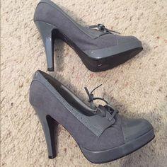 Oxford style heels Very elegant ! Shoes Heels