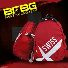 The red racing team collection for men #beforbag #menscollection #backpacks #bags