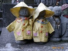 Jizo-protector of travellers and children