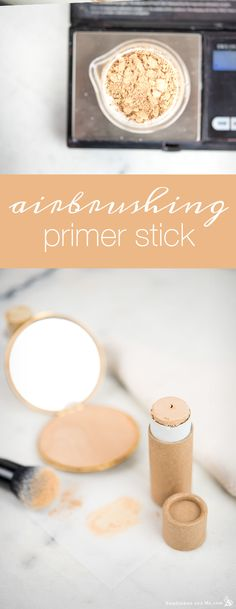 This silky Airbrushing Primer Stick is basically a fantastic hybrid of primer, stick foundation, and my airbrushing powder. It helps control oil, blur imperfections, even out your skin tone, mattify your complexion, and keep your makeup on longer—all awesome things, … Continue reading →