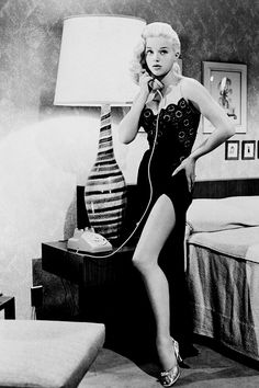 """"""" Diana Dors in I Married a Woman (1958) """""""