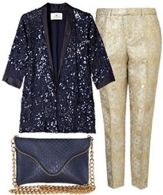 How To Wear The Holidays' Trickiest Trends #refinery29  http://www.refinery29.com/holiday-trends