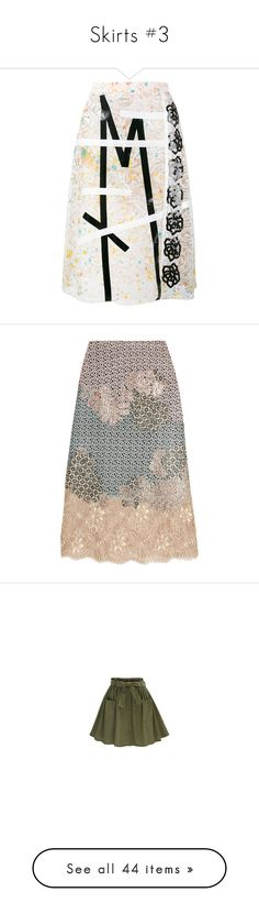"""""""Skirts #3"""" by booknerd1326 ❤ liked on Polyvore featuring skirts, bottoms, юбки, blue, blue metallic skirt, multi colored skirt, lacy skirt, lace skirt, blue midi skirt and green maxi skirt"""