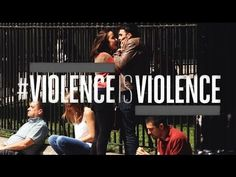 DareLondon set up a hidden camera experiment to see how strangers would react to seeing domestic abuse for ManKind's #ViolenceIsViolence campaign. | This Is What Happens When The Public Sees A Woman Abusing A Man