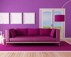 Add #ColourToLife in the living room.