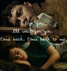 Seriously will never get over this amazing book! Atonement by Ian mcewan