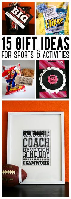 15 Gift Ideas for your kids Sports & Activities