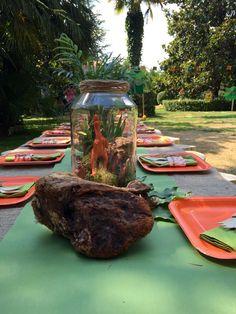 Dinosaurs Birthday Party Ideas | Photo 1 of 25