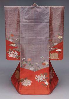 Uchikake   Late 19th Century to Early 20th Century   Japan  MFA