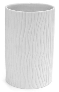 Jonathan Adler 'Sand' Porcelain Hurricane Vase (Nordstrom Exclusive) | Nordstrom: Perfect for subdued playfulness! #JonathanAdler